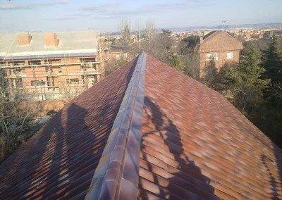 Porches y tejados