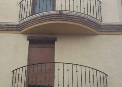 Balcones, barandillas y pasamanos